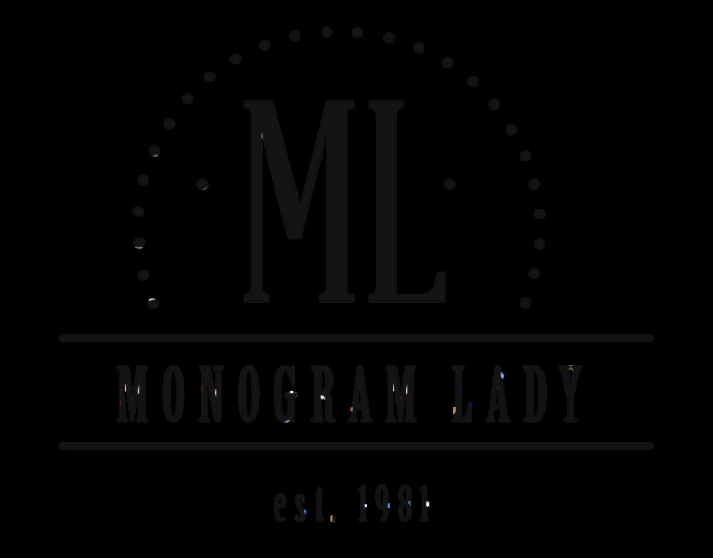 The monogram lady austin texas home