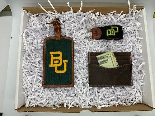 Luggage Tag, Key Fob, Card Wallet