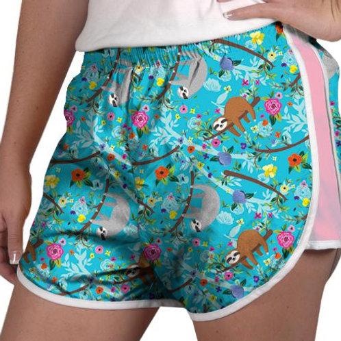 Zelda Shorts Sloths