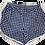 Thumbnail: Zelda Shorts Navy Gingham