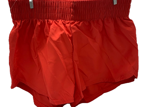 Steph Shorts Red