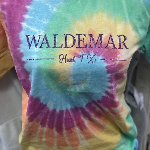Tie-dye Camp shirts