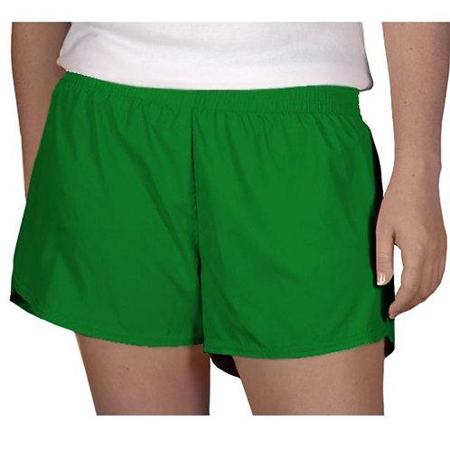 Steph Shorts Kelly Green
