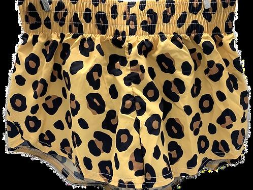 Steph Shorts Yellow