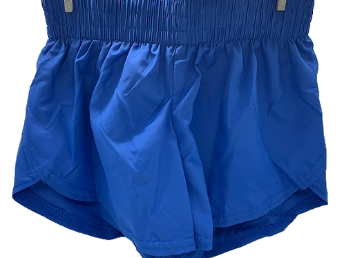 Steph Shorts Royal Blue