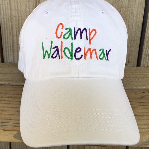 Waldemar Baseball Hat