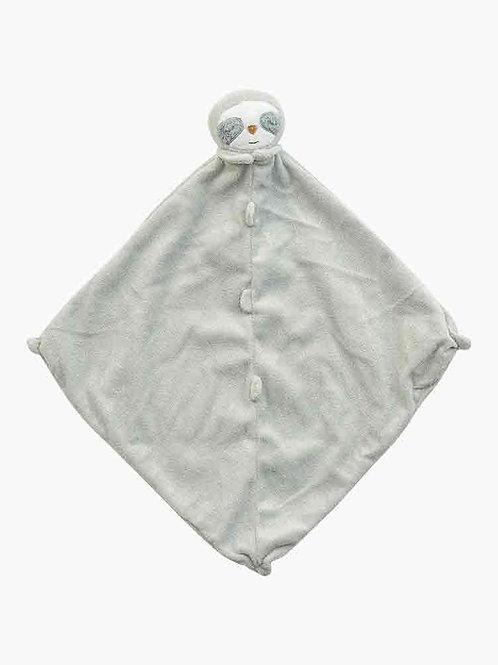 Grey Sloth Angel Dear Blankie