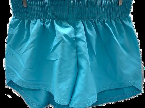 Steph Shorts Turquoise