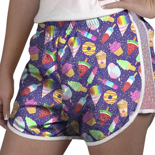 Zelda Shorts Sweet Treats