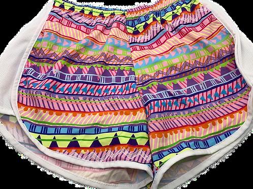 Zelda Shorts Aztec