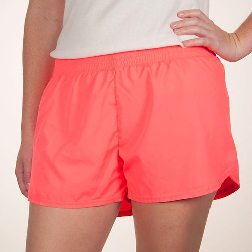 Steph Shorts Neon Pink