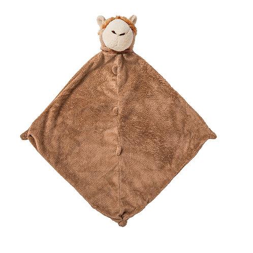 Brown Llama Small Angel Dear Lovie