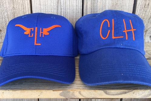Longhorn, CLH Baseball Hat