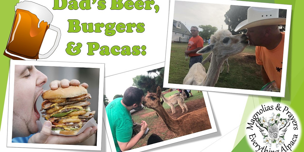Dad's Beer, Burgers & Pacas