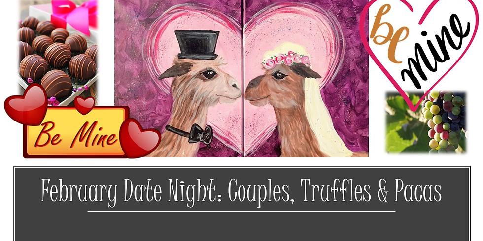 Wine & Palette: Couples, Truffles & Pacas