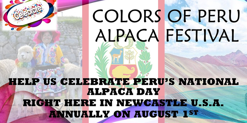 COLORS OF PERU ALPACA FESTIVAL