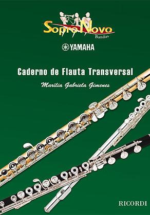 Caderno de Flauta Transversal