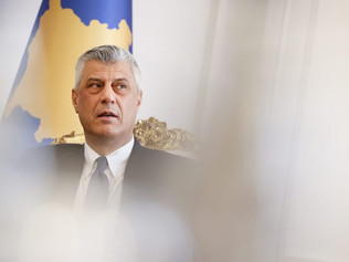 Kosovo Specialist Prosecutor Charges Thaci with War Crimes