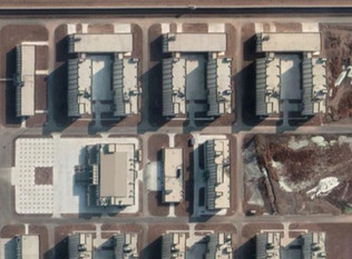 China's still building detention camps in Xinjiang — and they're getting even bigger