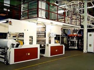 11 мая 2011 года. Торжественное открытие производства термоусадочный пленки