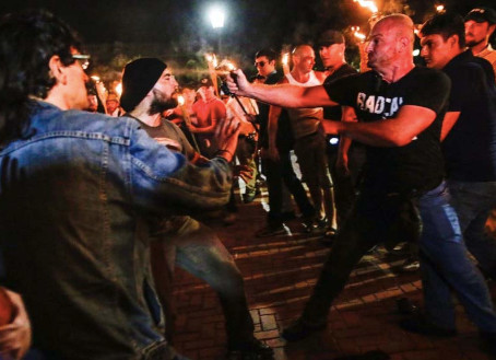 Crying Nazi heading for 'Unite the Right' trial