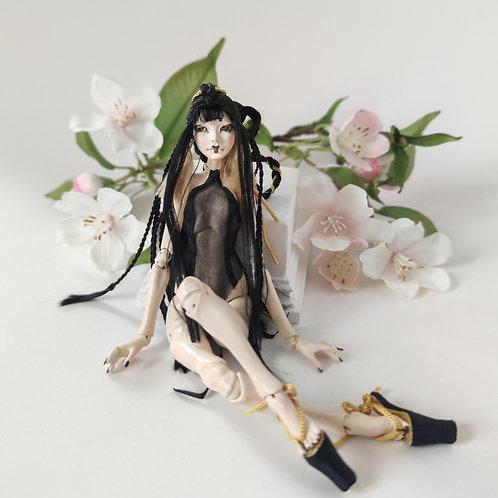 Momo, the Black Princess