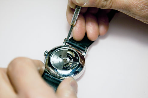 riparazione orologi watch panizza tirano near me vicino a me