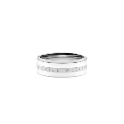 CLASSIC RING SATIN WHITE