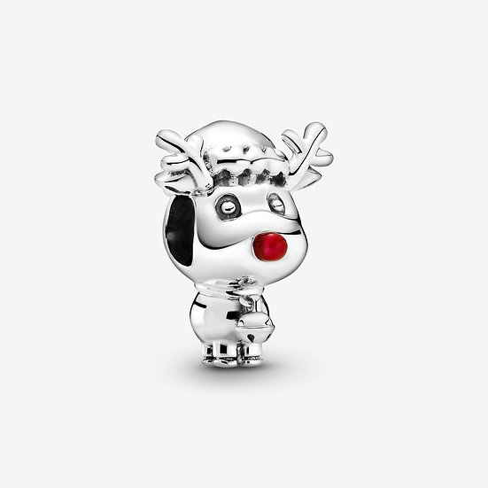 Charm Rudolph, la renna dal naso rosso