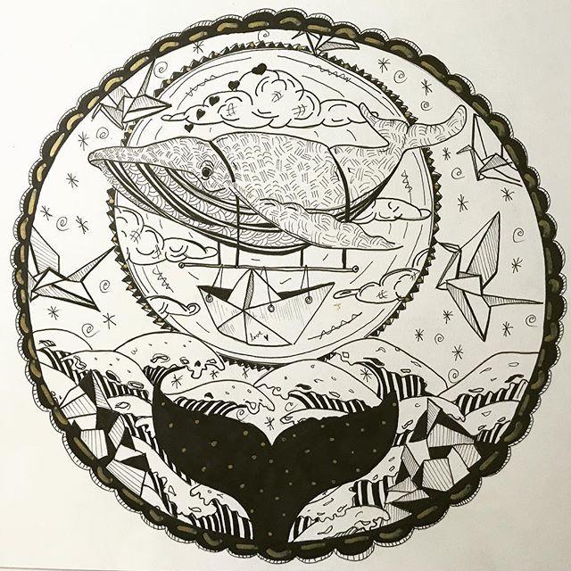 Paper Boat Drawings