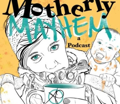 Motherly Mayhem Podcast interviews The Paper Boat Den!