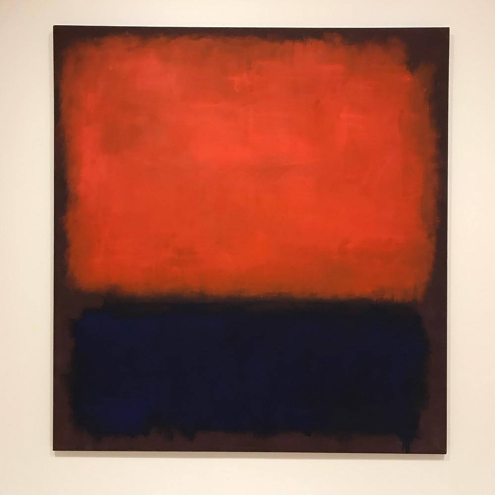 Mark Rothko No.14, 1960