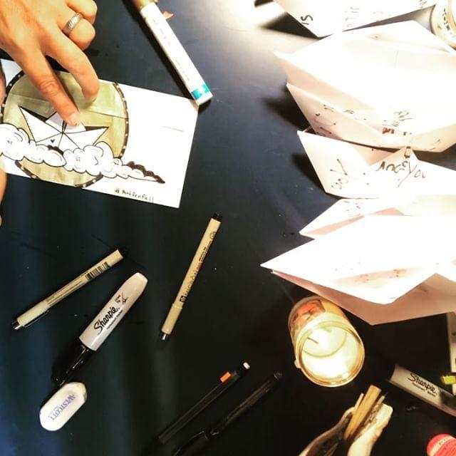 Art Pen Pal Project