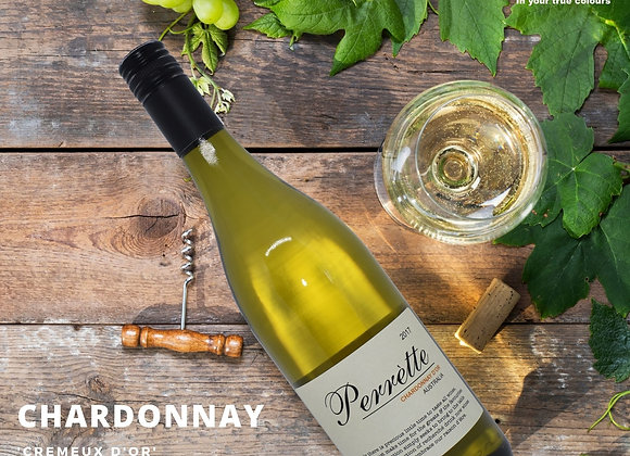Perrette Wines - CHARDONNAY 'Cremeux D'Or'  HUNTER VALLEY 2017