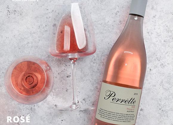 Perrette Wines - ROSÉ  'Printemps Été'  HUNTER VALLEY 2018