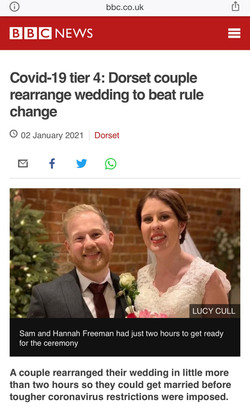 Hannah Cull BBC News 1