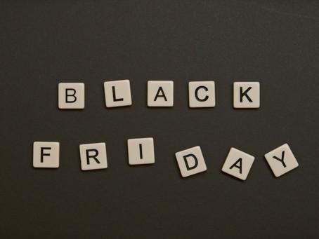 DIRE NON AU BLACK FRIDAY