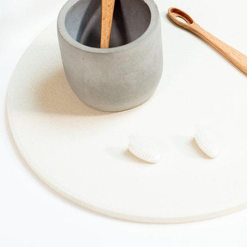 Tête à poils mediam pour recharger sa brosse à dents éco en bois