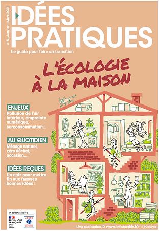 Parution magazine idées pratiques