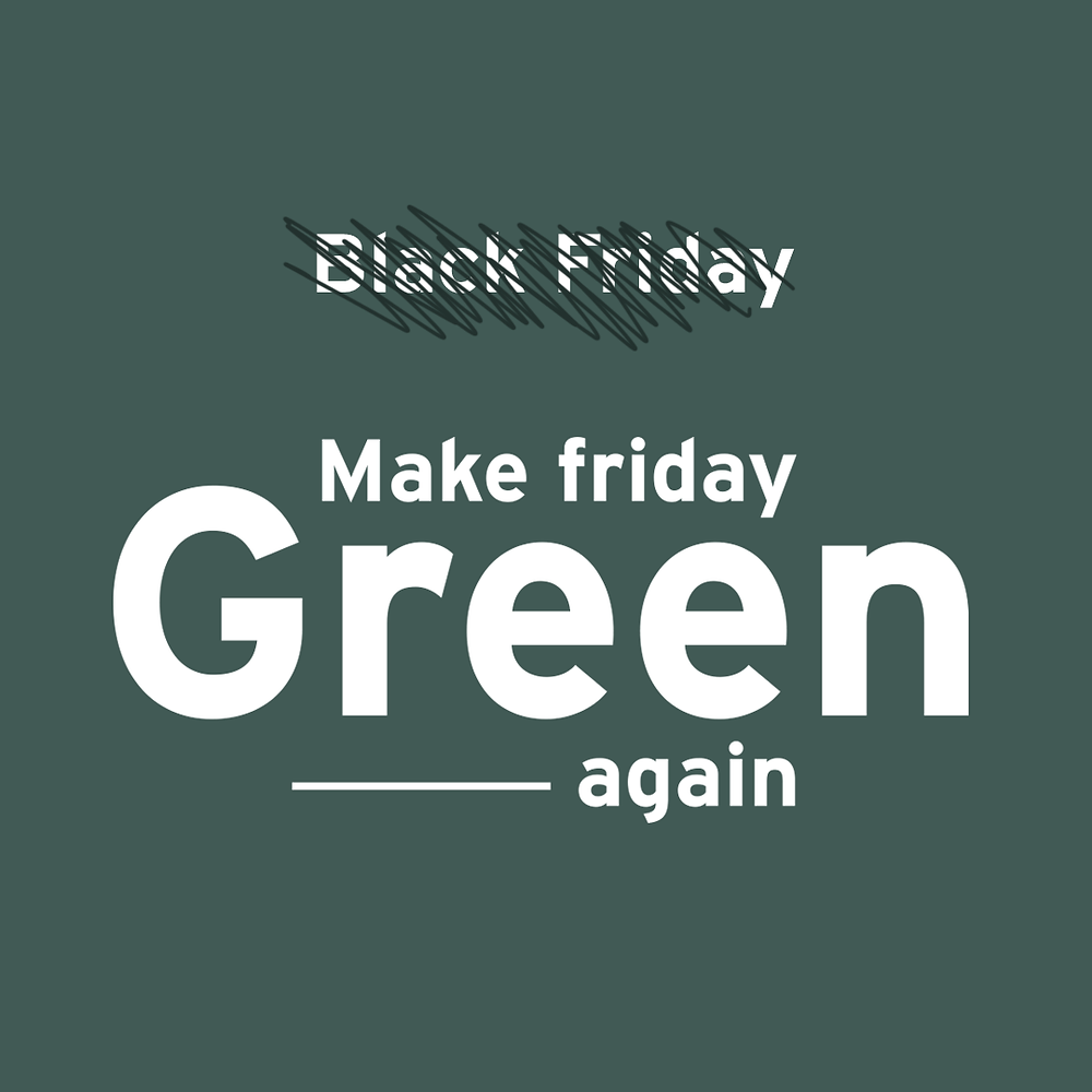 Hooko rejoint le mouvement make friday green again