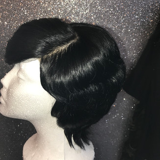 Custom Wig Made For Cradle Cast Option