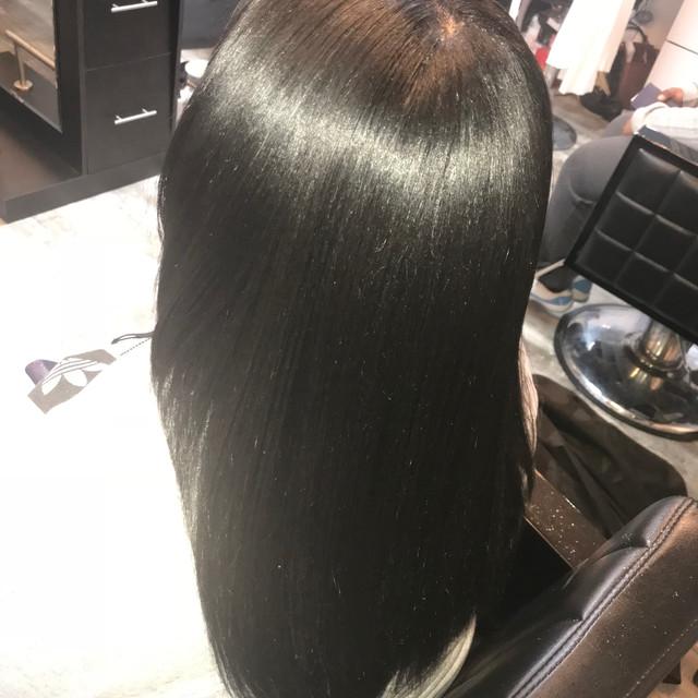 D. Michael Silk Press On Natural Hair