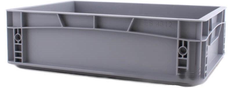 Pěstební box 400*300*120 mm šedá