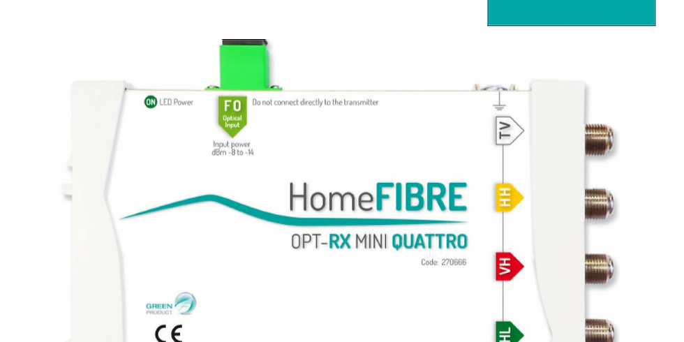 FRACARRO - FIBRE IRS SYSTEM TRAINING
