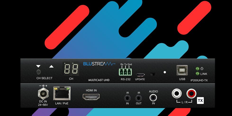 Blustream Video Distribution System Design Training