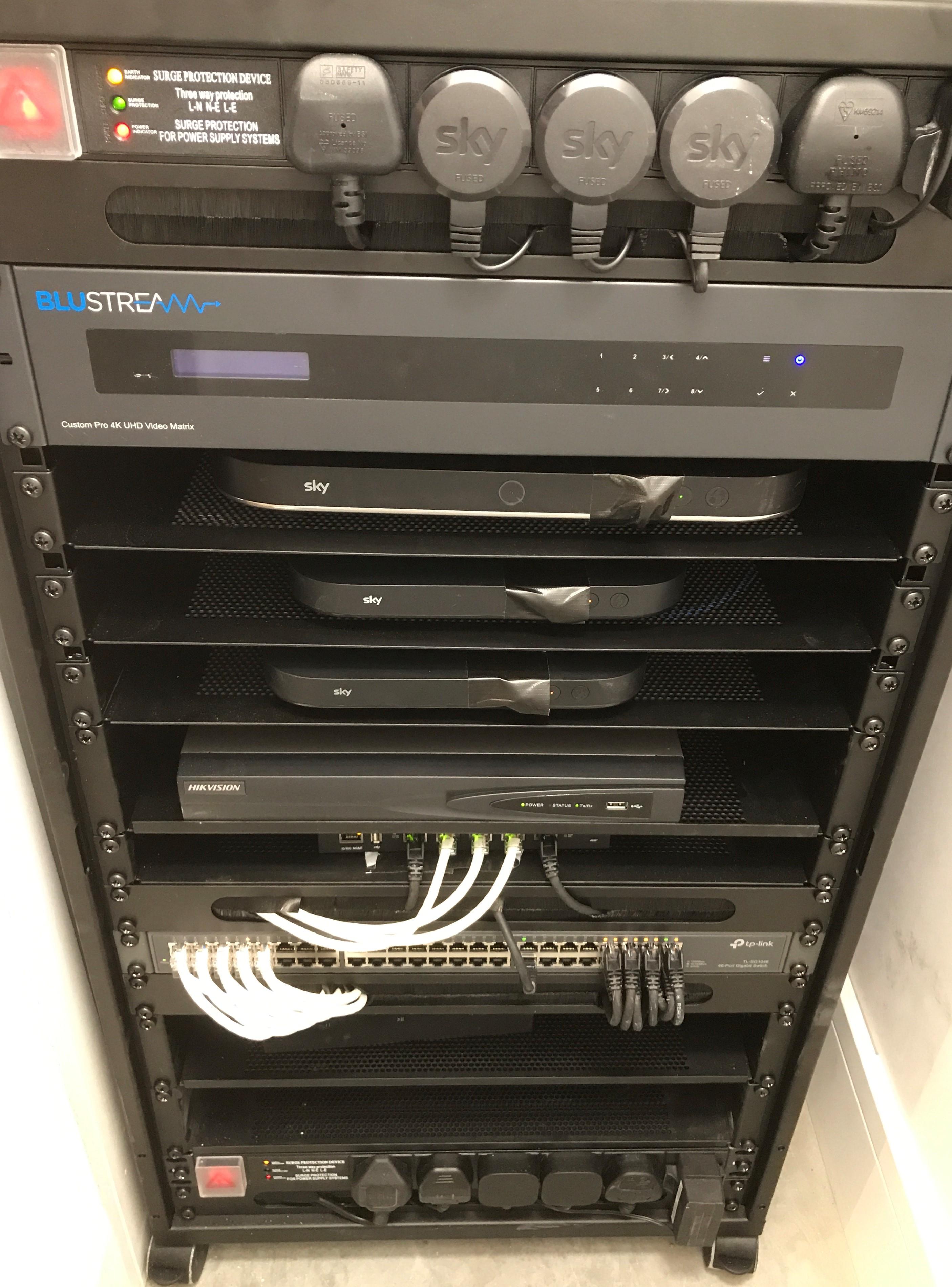 Smart AV Solutions | AV installation Portfolio, Home Cinema Installs