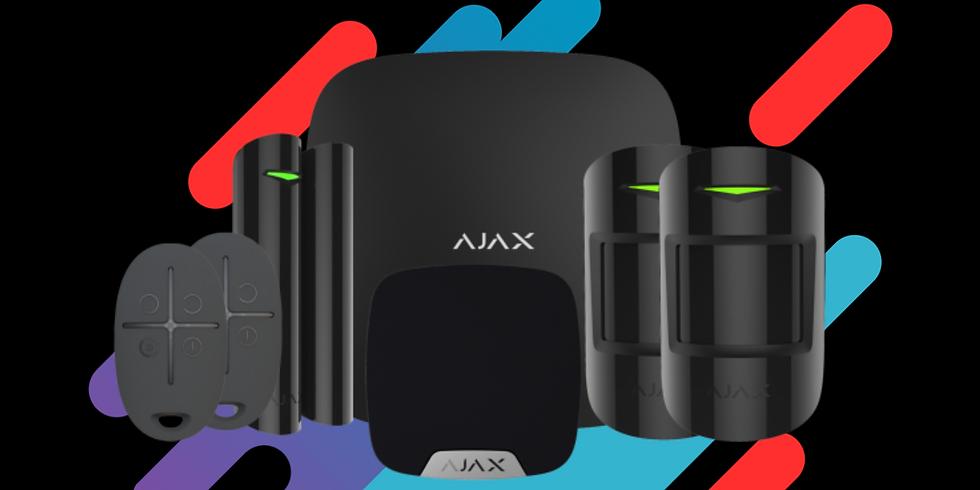 Ajax Alarms Product Training 07-05-2020