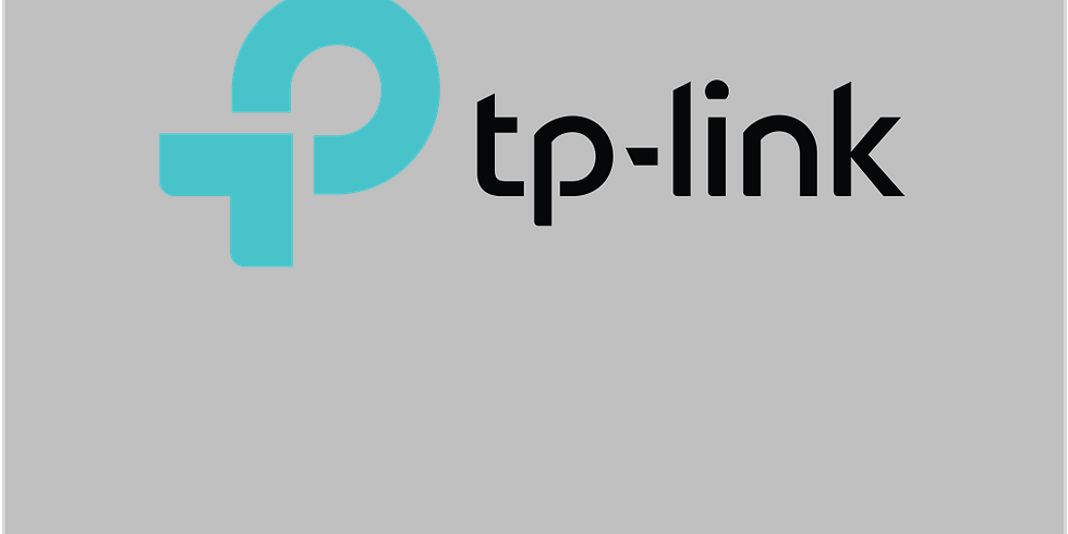 TP-Link Network Training