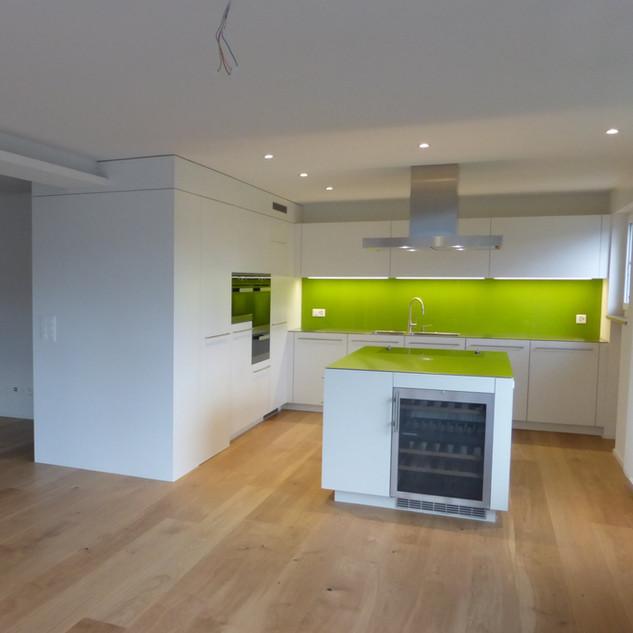 Umbau Einfamilienhaus St. Gallen