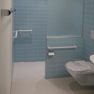 Badezimmer in Einfamilienhaus